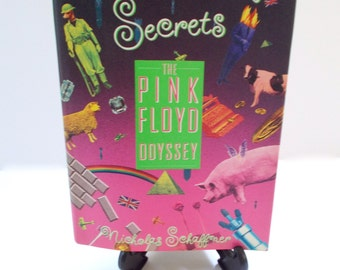 The Pink Floyd Odyssey First Edition 1991 Saucerful of Secrets: