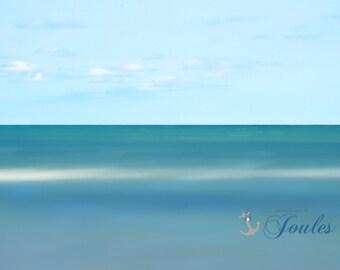 Teal Tide ~ East Beach, Charlestown, Rhode Island, Beach Photography, Canvas, Wall Art, Beach House, Coastal Decor, Photograph, Seaside, Art