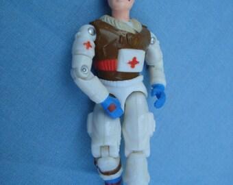 Vintage Pretend Toy Man Guy Plastic Toy Action Figure