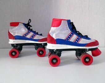 Vintage Roller Skates GORDON