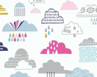Dashwood Studio Rain or Shine Fabric!