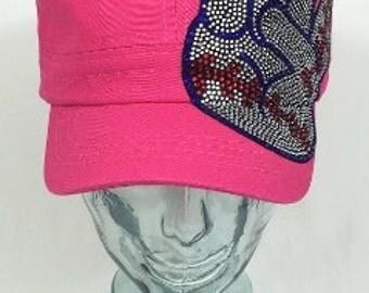 Baseball Hand Hat