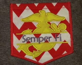 Semper Fi Pocket Shirt