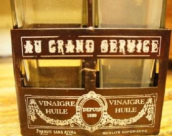 Vintage Vinaigrette dispensers