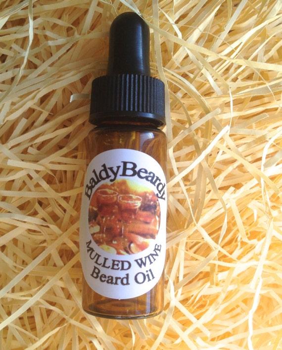 Mulled Wine Beard Oil