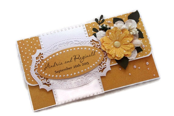 Unique Wedding Gift Cards : Wedding Money Holder - Unique Wedding Gift - Wedding Gift Card Holder ...