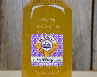 3lb 100% Natural Raw Honey
