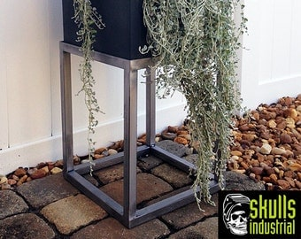 Welded All Steel, Custom Plant Stand