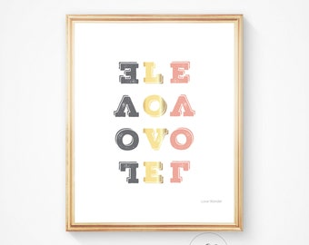Love quote, Love, typography print, Love print, Love wall art, Gold love print, Home poster, Romantic print, Love sign, Love poster,