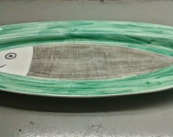 Fish plate/ Πιατέλα ψάρι
