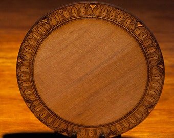Stargate Universe Laser Cut Wood Stargate with Stand