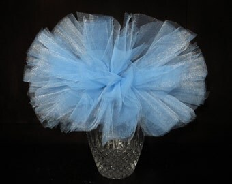 Blue tutu, cotillion blue infant tutu, blue newborn tutu