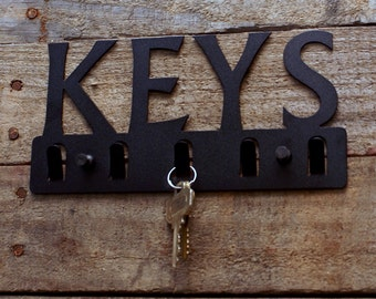 Keys Decorative Key Holder / Wall Hook / Key Rack
