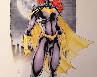 Batgirl (Original Art)