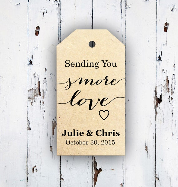 Sending You S More Love Tag Template Small By Crossvinedesigns
