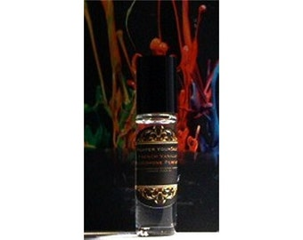 Blue Sugar Fragrance Perfume Oil 1/3 Fl Oz