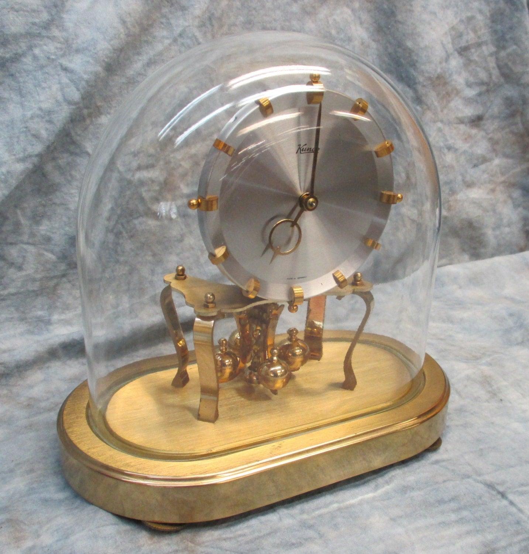 Kundo Kieninger Amp Obergfell West Germany Glass Dome Vintage