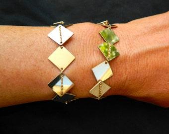 gold filled wrap bracelet, gold filled choker necklace, Jewels Of Deity Necklace