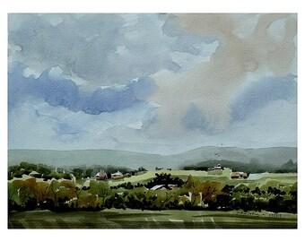 Finger Lakes Landscape