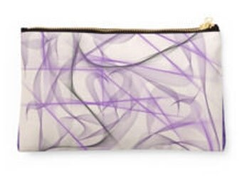 Purple Bliss..... Accessory Case by artist Marian Palucci