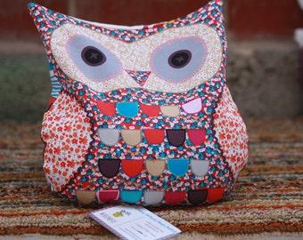 Cuddly Owl Wheat Bag