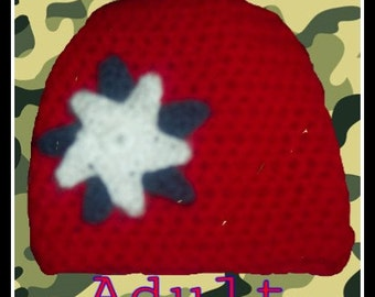 USA Hat or Beanie for Adults