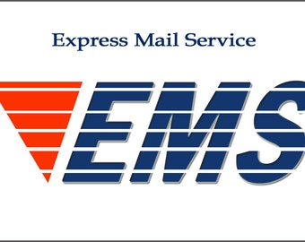 EMS Expedited Shipping upgrade ( Rush Order )