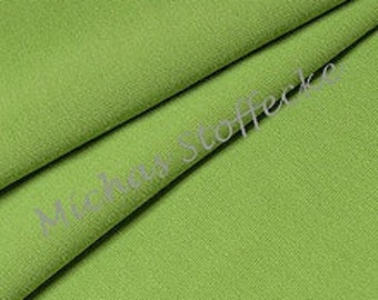 Jersey Ribbing Cuffs 240g/m Kiwi Green 25cm