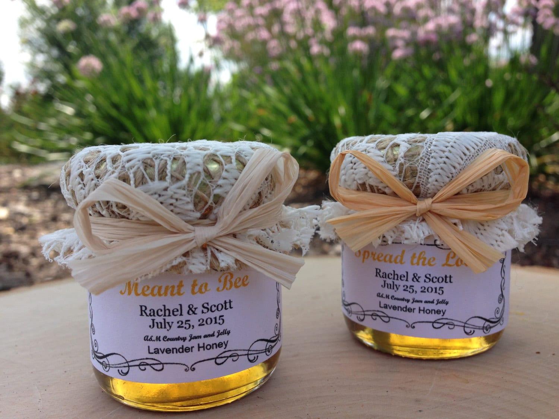 Meant to bee honey wedding favors 15oz jar w pure honey for Honey bee wedding favors