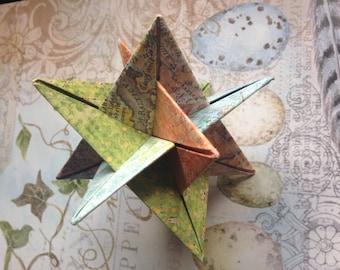 Modular Origami - WXYZ - cardstock