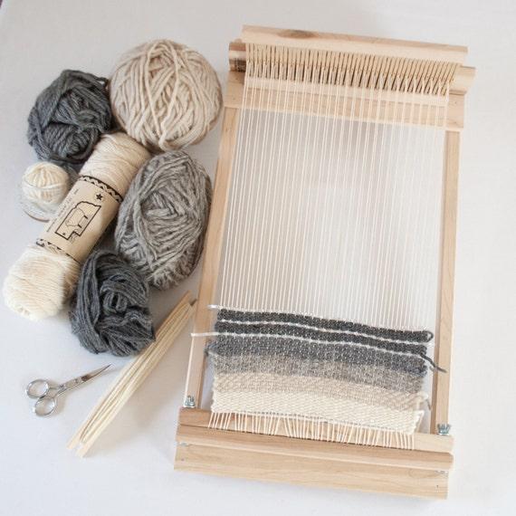 Beginners rigid heddle loom inch rh from