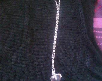 Necklace Apple NINA RICCI