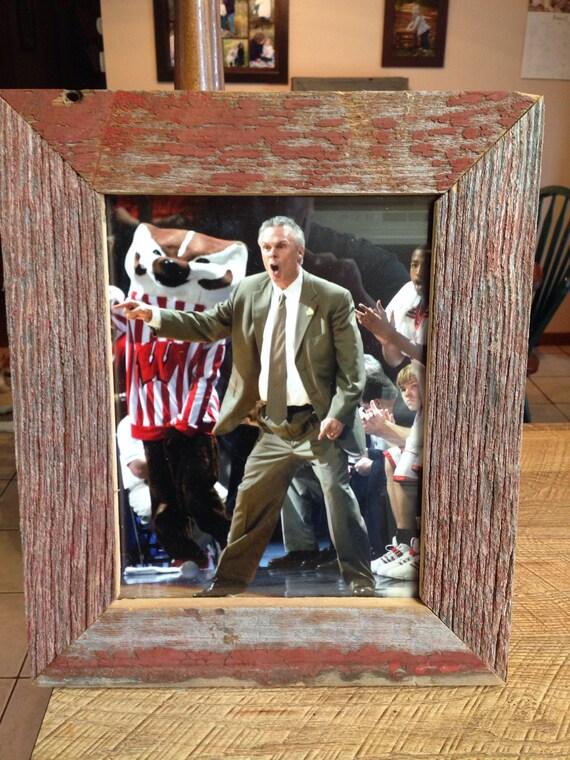 Reclaimed Barn Wood Bo Ryan Picture Frame