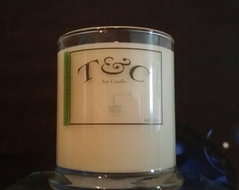 Several scents available 10oz Soy Candle