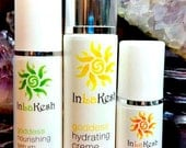 InLa'Kesh Goddess Collection: JJs Intense Hydration Kit - Serum | Creme | Eye Creme
