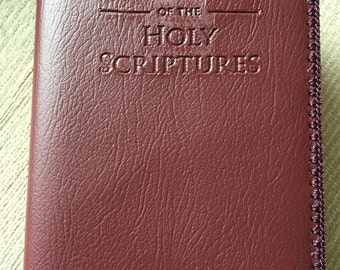 Standard Bible Cover