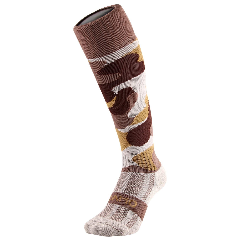 Samson® Camouflage Camo Funky Socks Cotton Sport Knee High