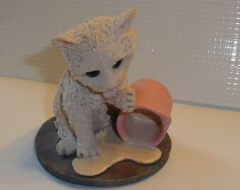 Cat by Heron's
