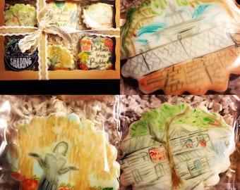 Travel Box Cookies