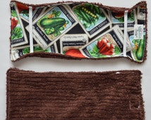 Dry Reusable Mop Pad for Swiffer Sweeper and WetJet handcrafted fabric goods and gifts from western Pennsylvania.