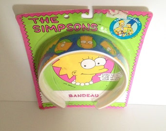 The Simpsons Headband