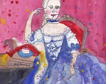 Marie Antoinette PRINT
