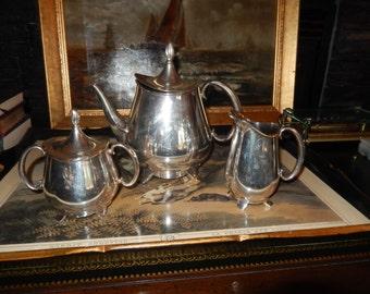 ROGERS IS SPRINGTIME Coffee or Tea Set