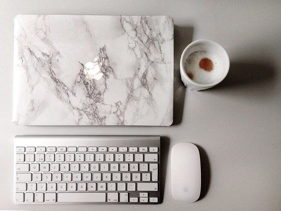 marble macbook skin laptop sticker macbook pro air vinyl decal. Black Bedroom Furniture Sets. Home Design Ideas
