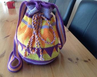 Corcheted purche (bag)