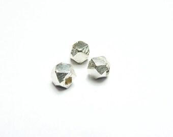 Silver bead 925 PA2-07 GRO