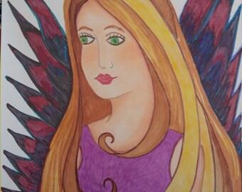 Angel of Forgiveness