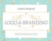 Custom Made to Order Logo, Etsy and Branding Set