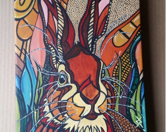 Little Brown Hare