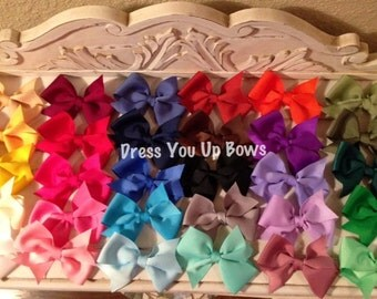 Huge Hair Bow Etsy